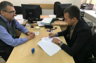 Кметът на община Белица подписа важни проекти сн: dariknews.bg